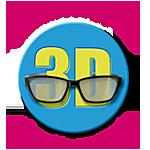 3D-VR Estereoscópico